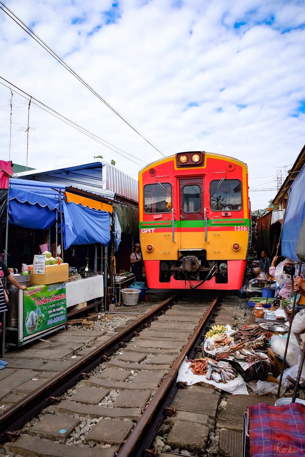 タイ最終日