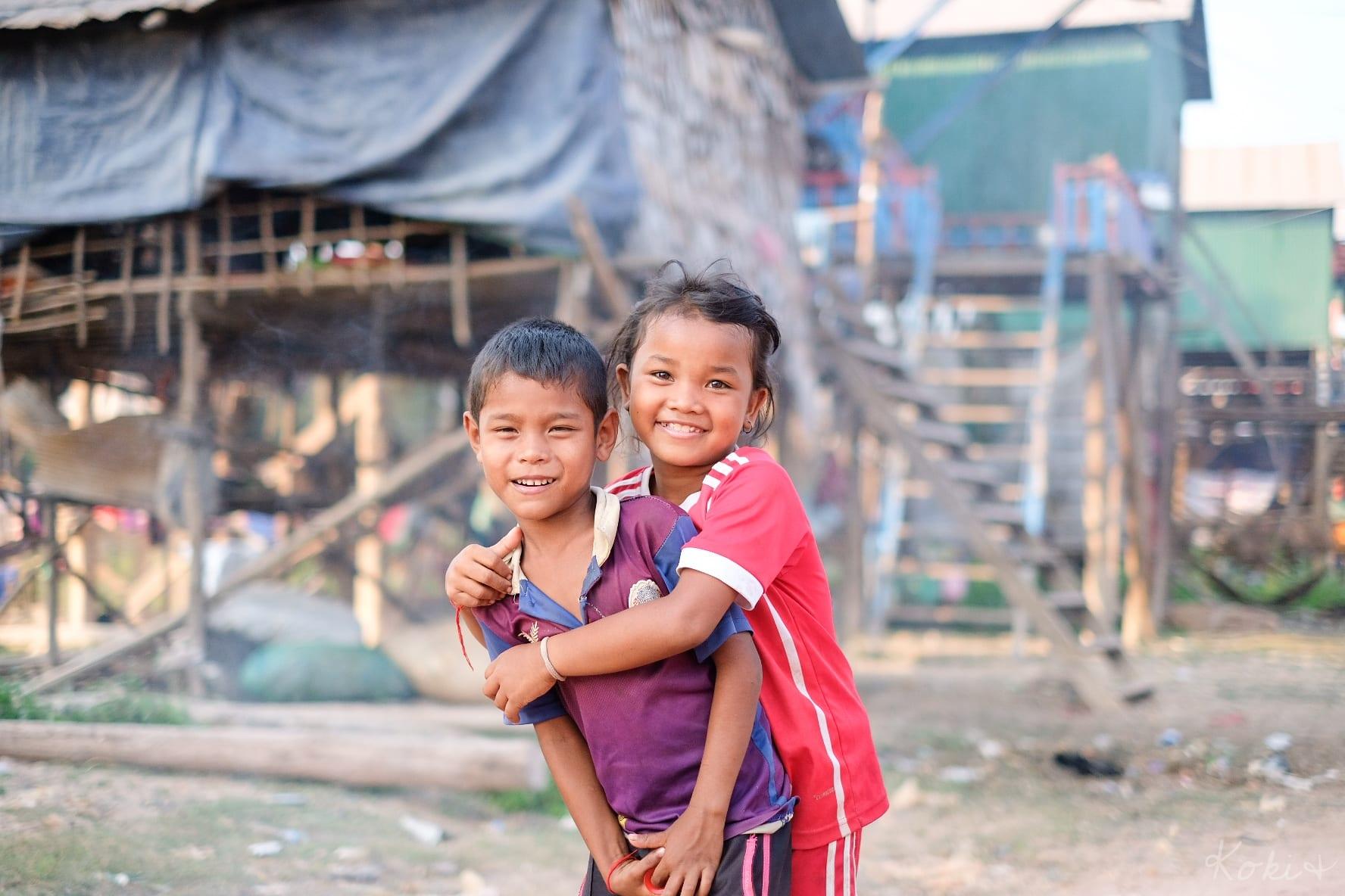 カンボジア最終日!