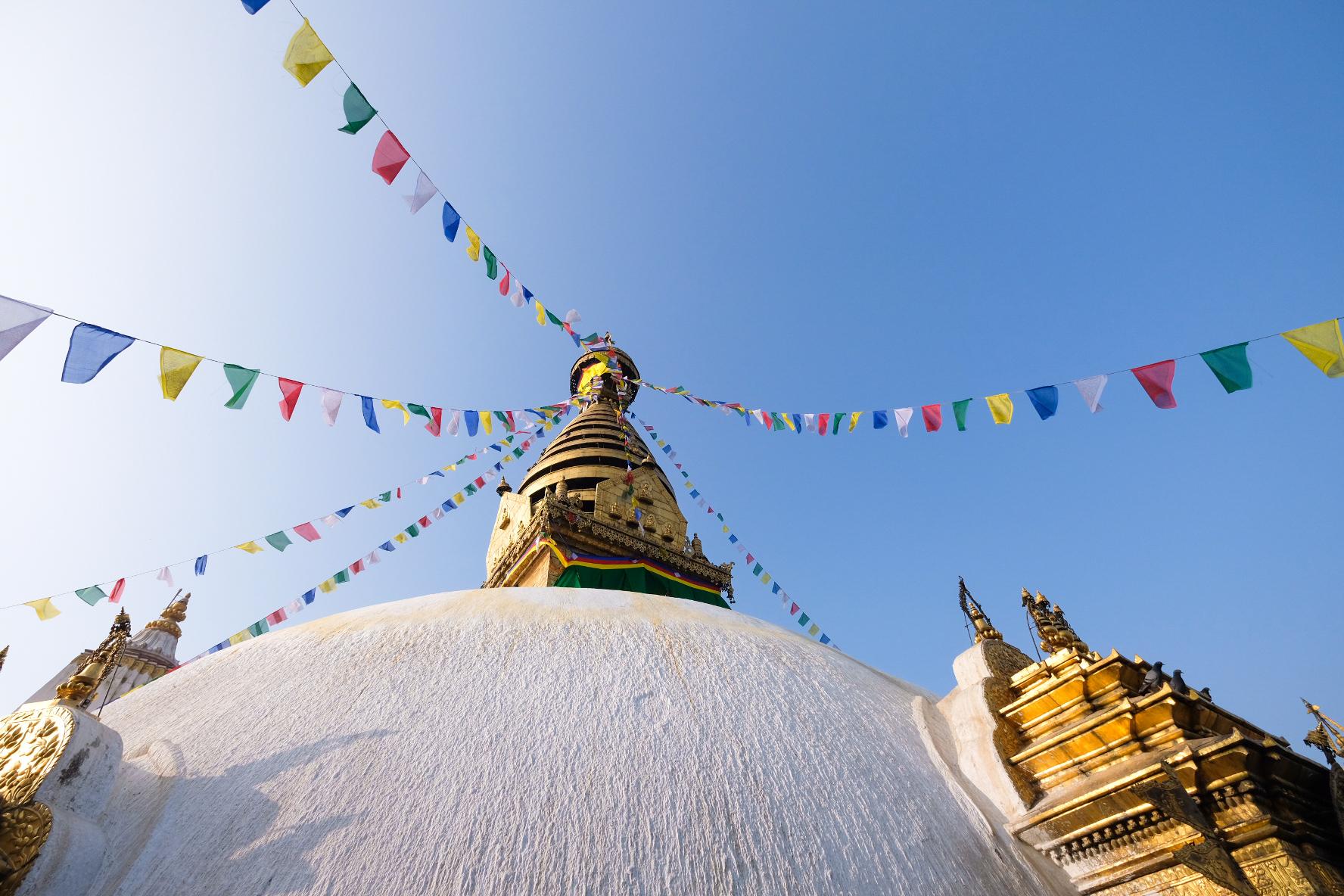 ネパール最終日